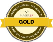 American Medical Association and American Heart Association Gold Recognition